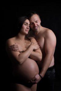 ou trouver un photographe pour des photos grossesse en couple à collonges (01) près des Pays de Gex et de Haute savoie et de Genève en Suisse